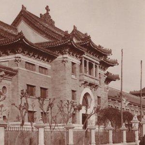 Kontakte nach China im 19. Jahrhundert