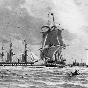 Kontakte nach Japan im 19. Jahrhundert
