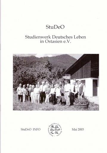 2003 05 StuDeO